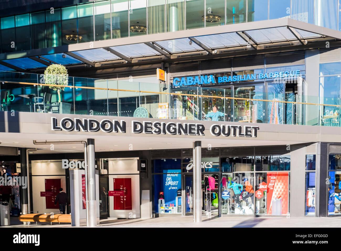 London Designer Outlet Shopping Centre Wembley Park ...