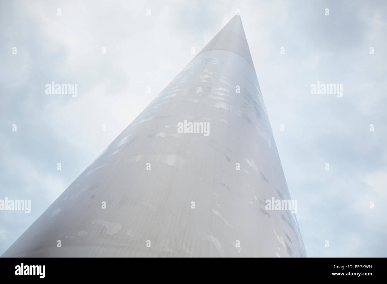 Spire of Dublin, Dublin, Ireland - Stock Image