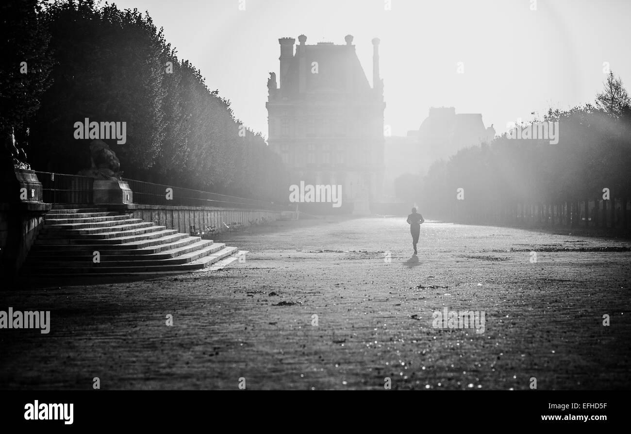 Paris - Stock Image
