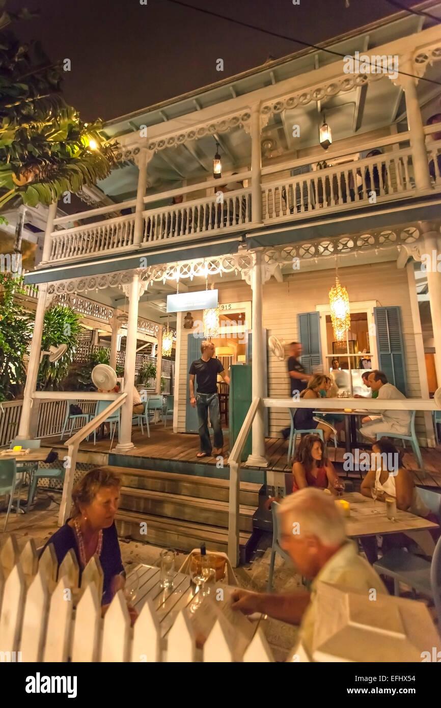 Restaurant 915 On Duval Street Key West Florida Keys