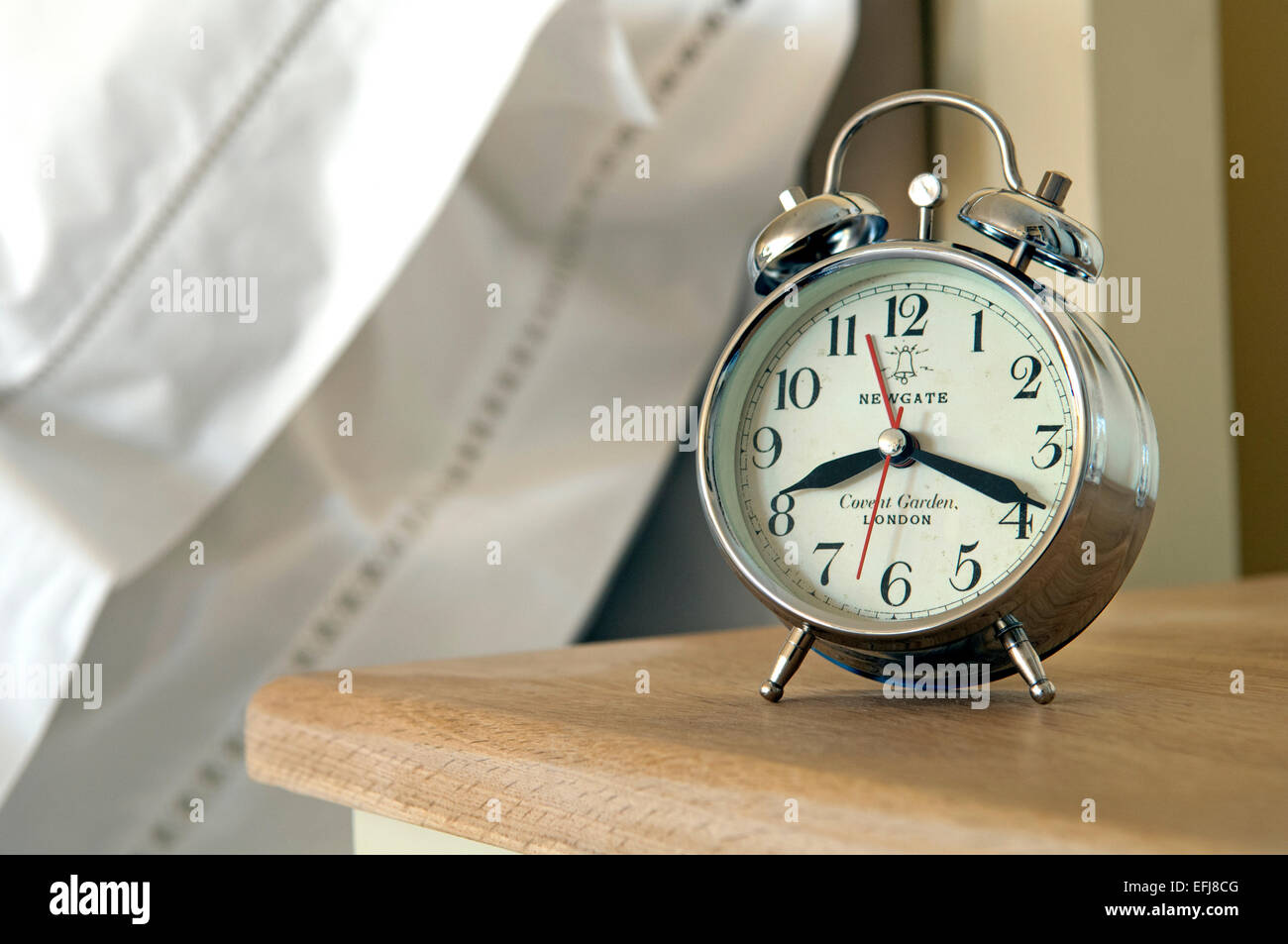 Bedroom alarm clock Stock Photo: 78463072 - Alamy