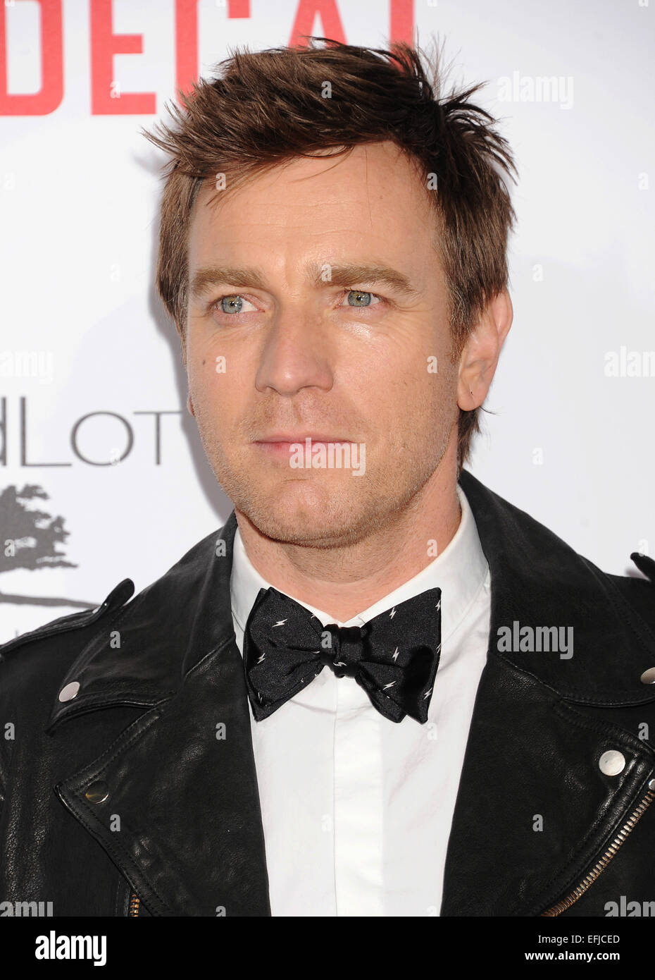 Ewan Mcgregor Actor High Resolution Stock Photography And Images Alamy