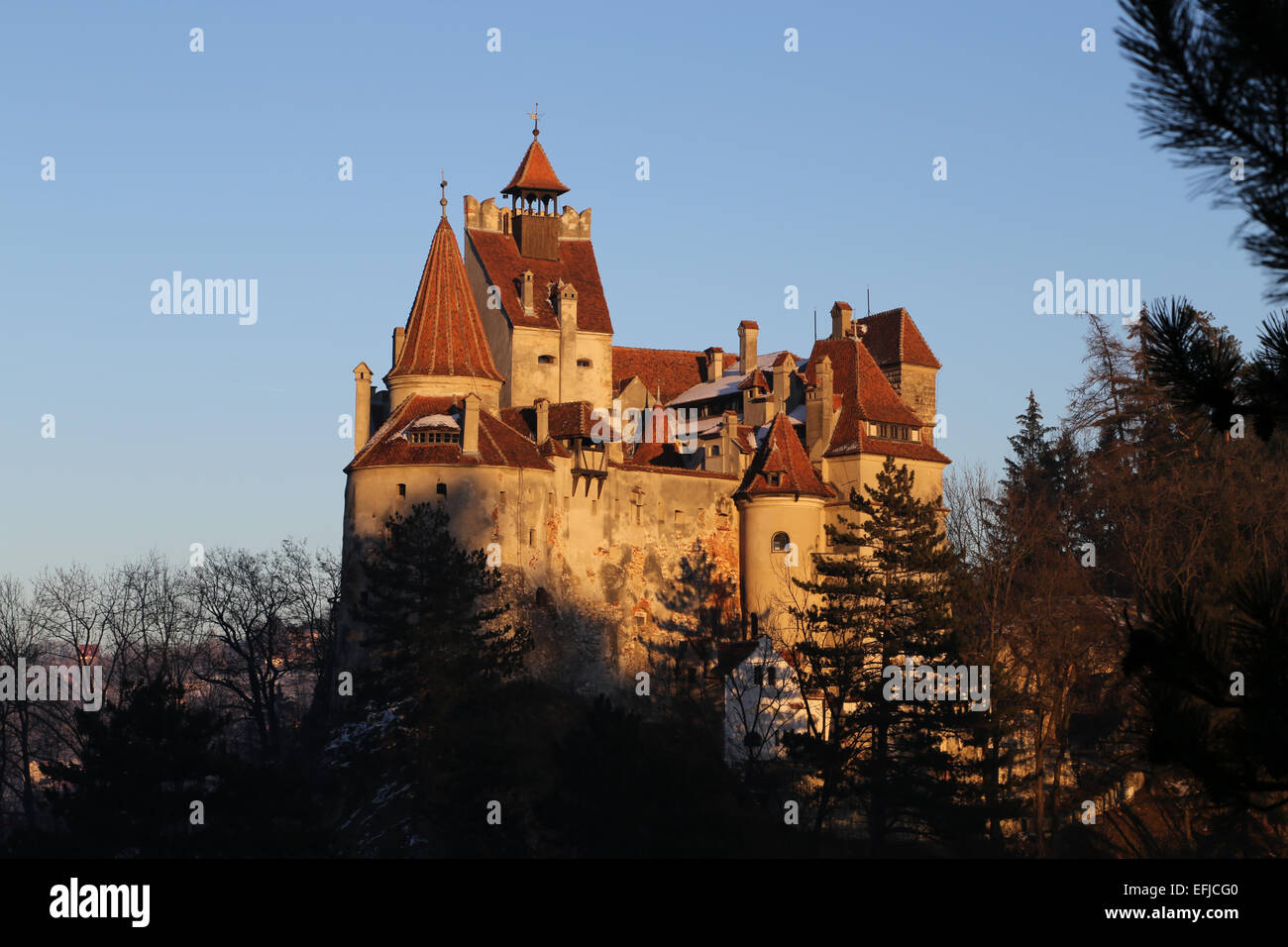 vlad the impaler castle