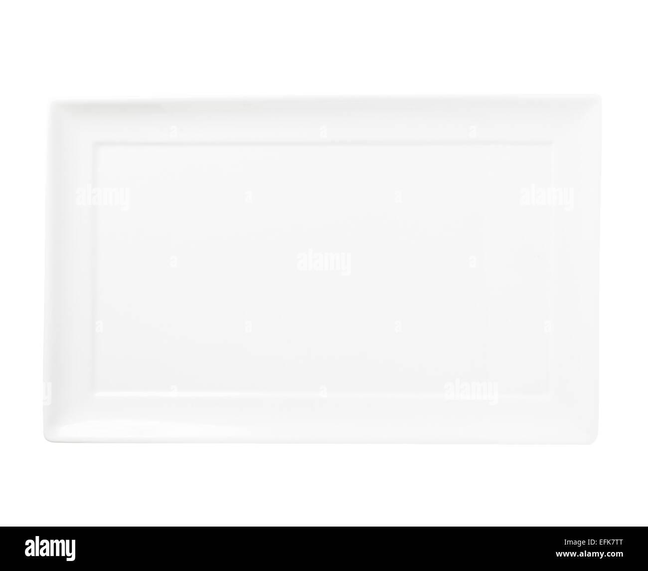 rectangular white dinner plate - Stock Image  sc 1 st  Alamy & Rectangular White Dinner Plate Stock Photos \u0026 Rectangular White ...