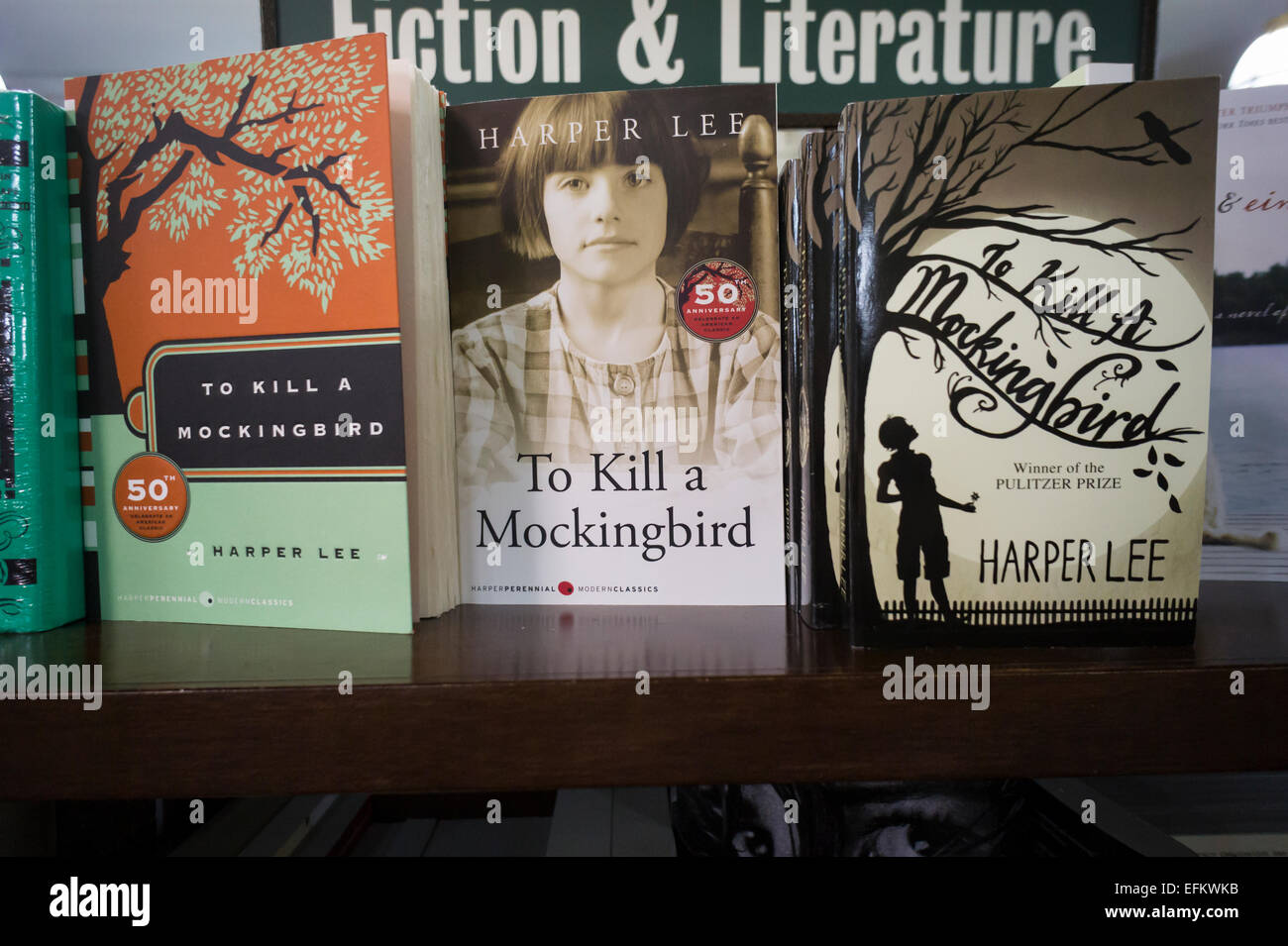 depiction of racism in harper lees to kill a mockingbird The upcoming broadway adaptation of to kill a mockingbird has been hit with a lawsuit by the estate of harper lee.