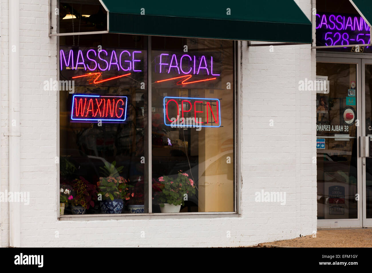 Asian massage in usa with