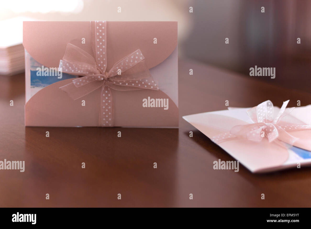 Invitation - Stock Image