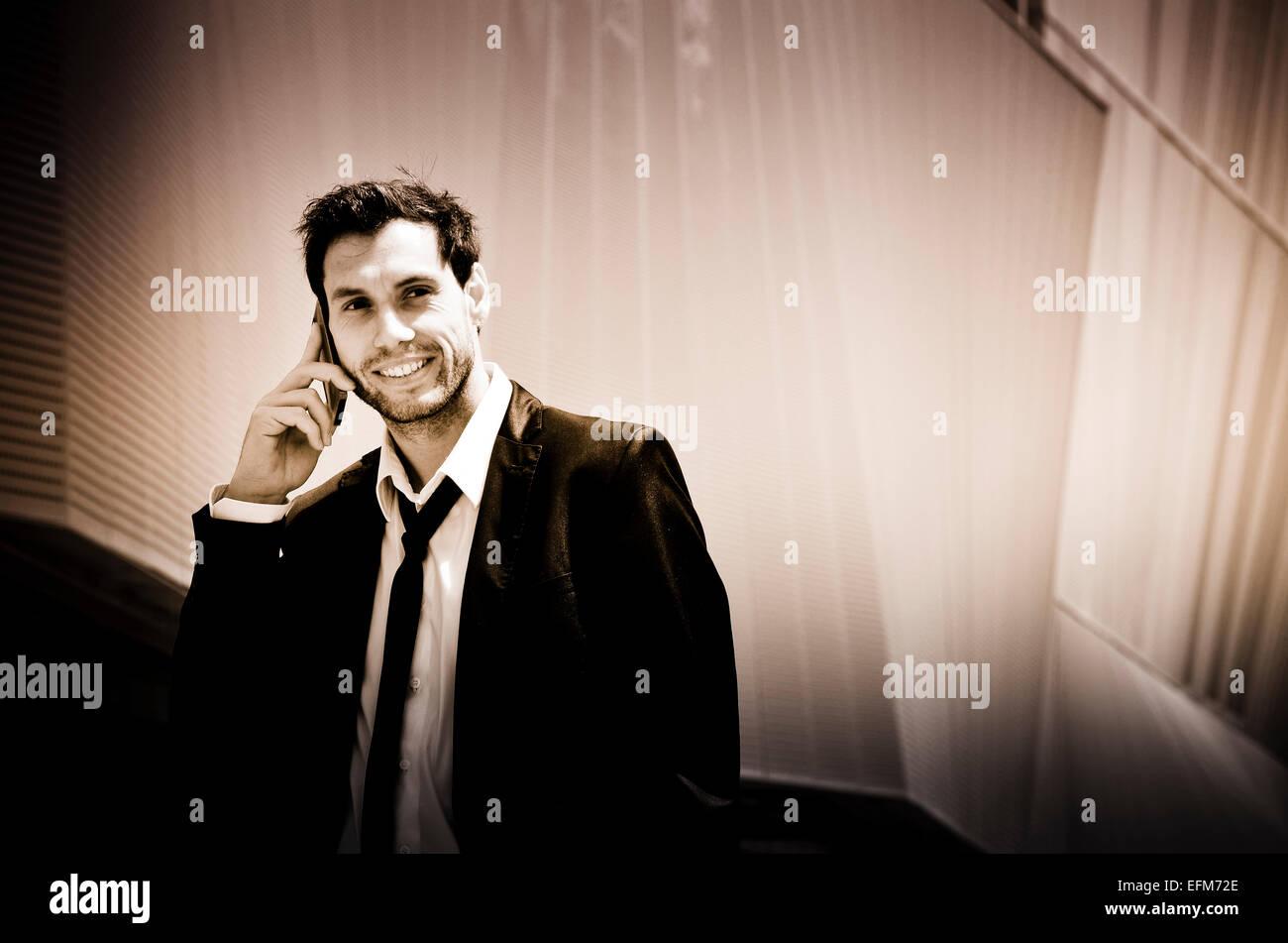 Businessman. - Stock Image