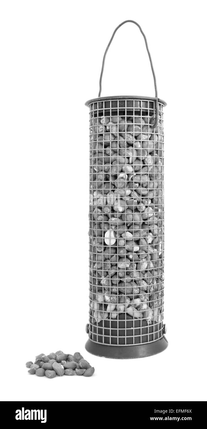 Bird Feeder Cut Out Stock Images & Pictures - Alamy
