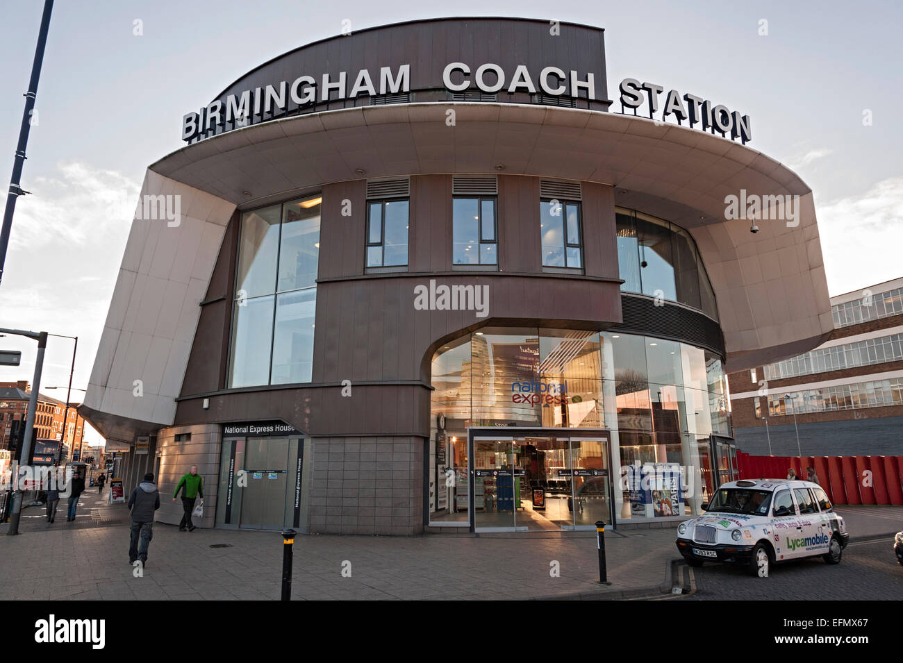 National express west midlands stock photos national express west midlands stock images alamy - National express head office number ...