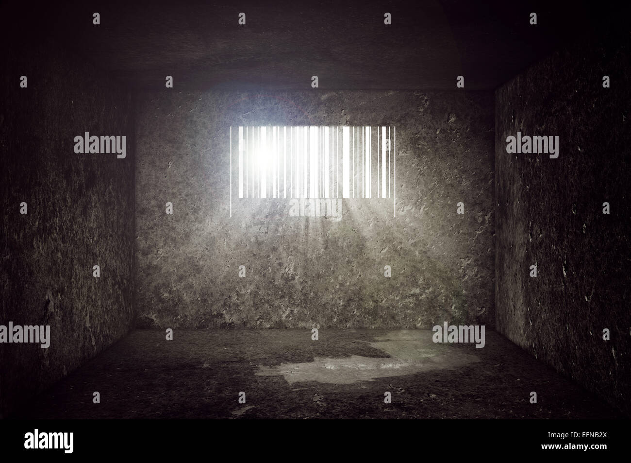 Inside Alcatraz The Hole Dark Cell Prison Jail ...