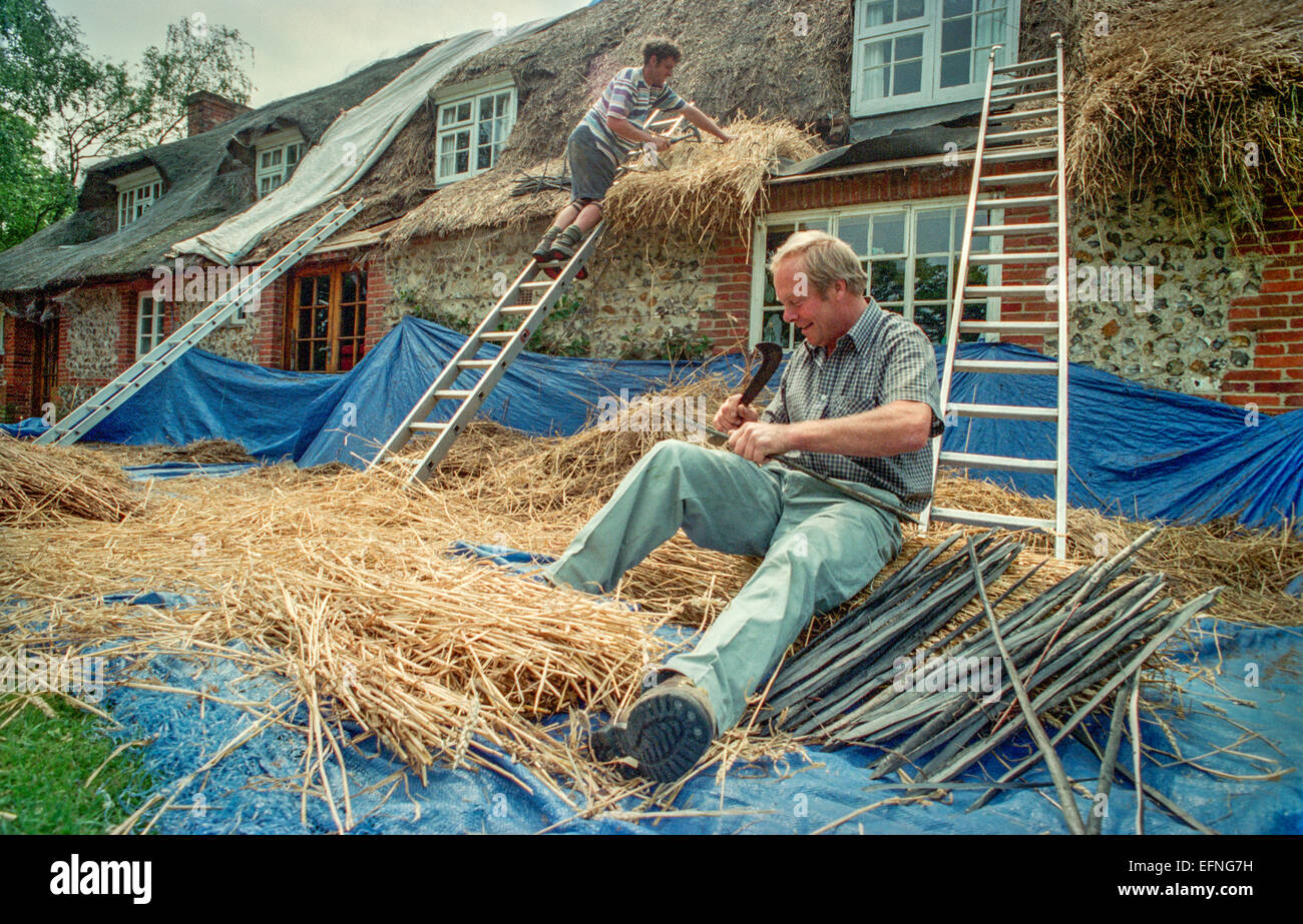 Thatcher Stephen Cleeve Builds Traditional Stock Photos