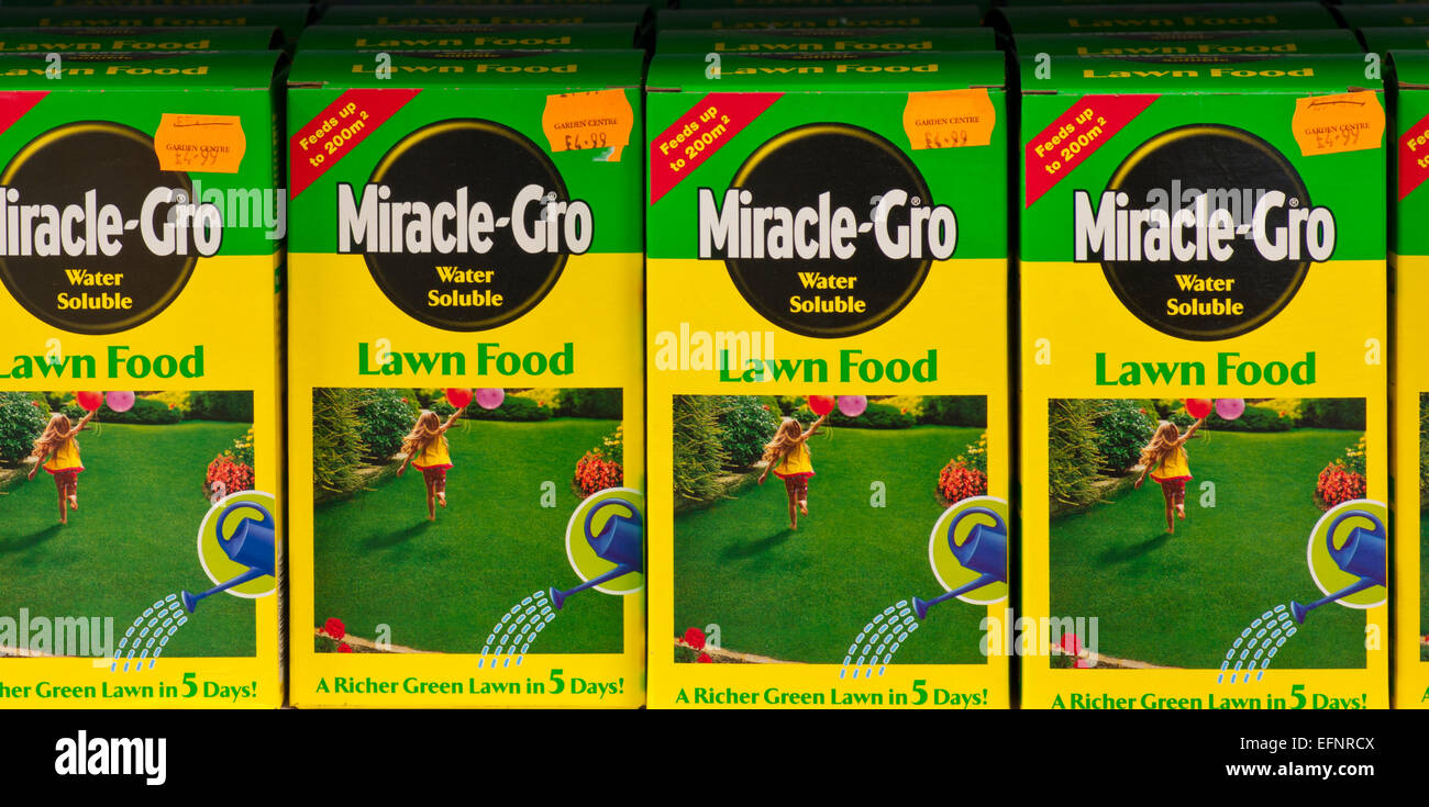 Miracle Gro Stock Photos & Miracle Gro Stock Images - Alamy