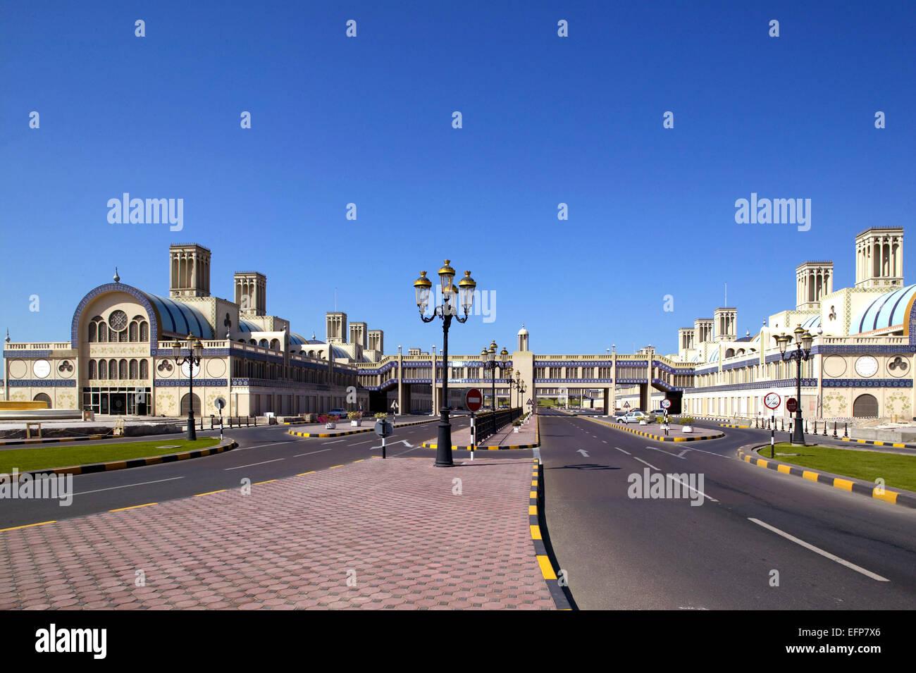 Souk Sharjah Uae Stock Photos & Souk Sharjah Uae Stock