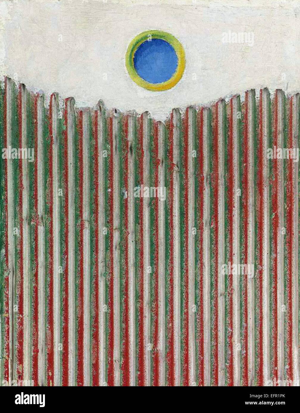 Max Ernst  Forêt et Soleil - Stock Image