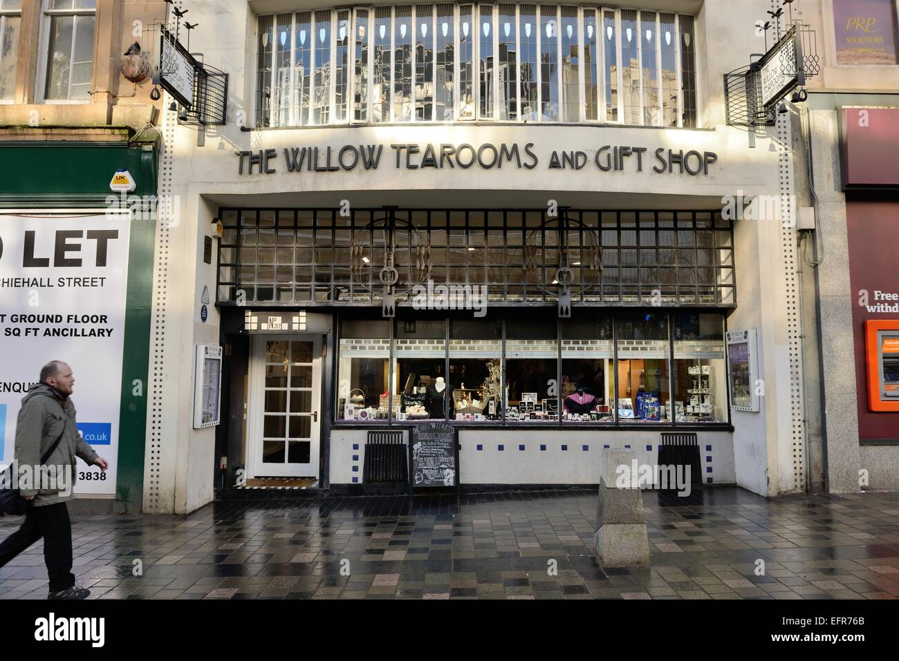 Charles Rennie Mackintosh's Willow Tearooms and Gift Shop