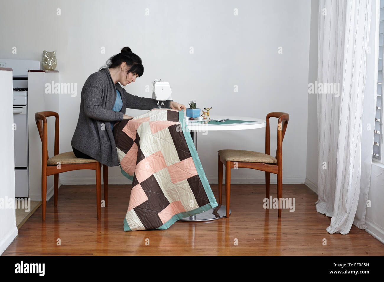 Living Quilt Stock Photos Amp Living Quilt Stock Images Alamy