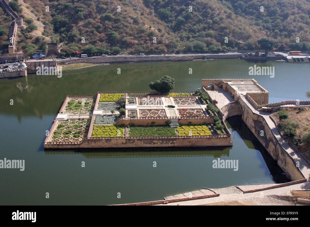 Kesar Kyari Garden, Jaipur - Stock Image