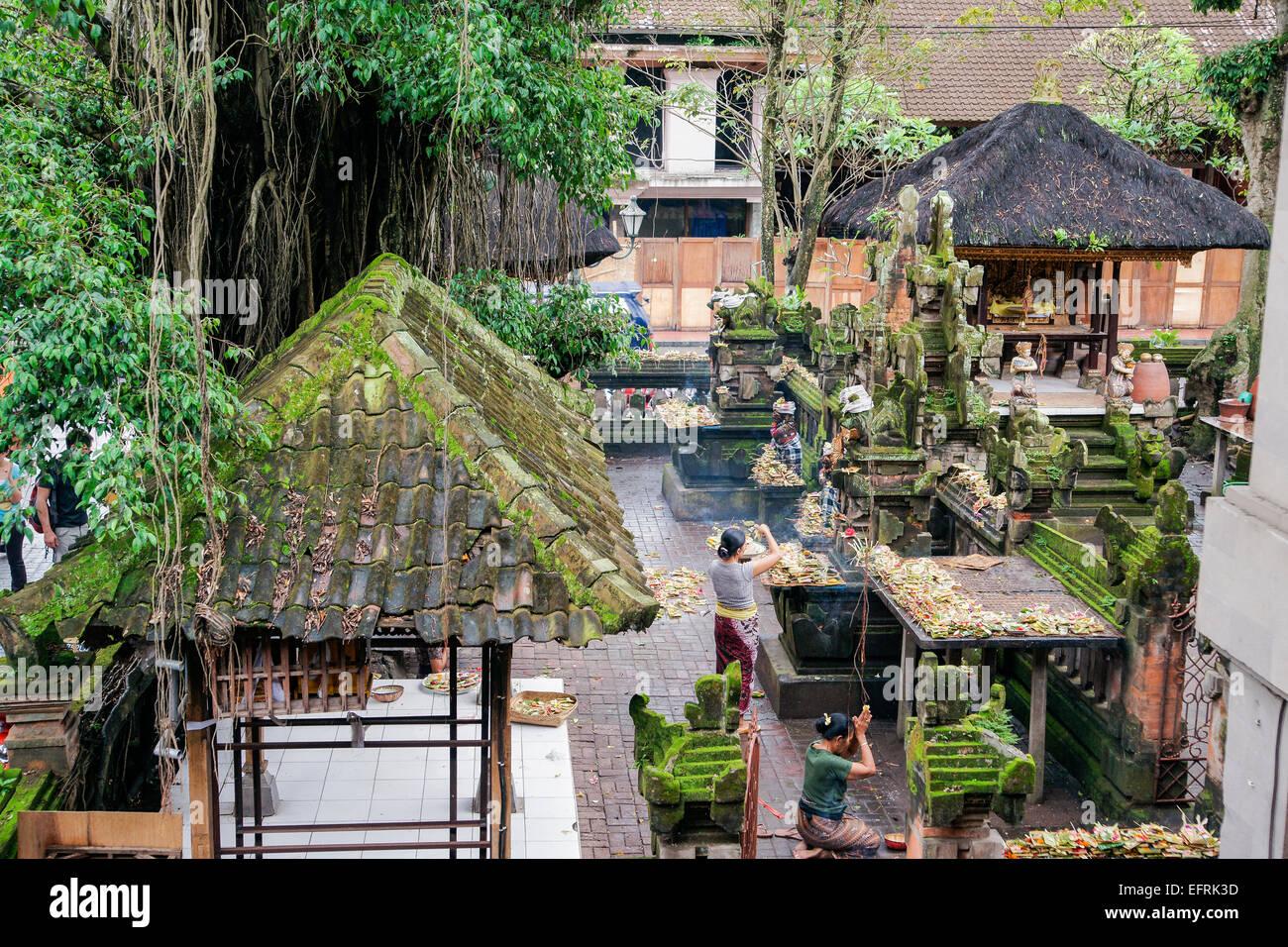 Ubud, Bali, Indonesia - Stock Image