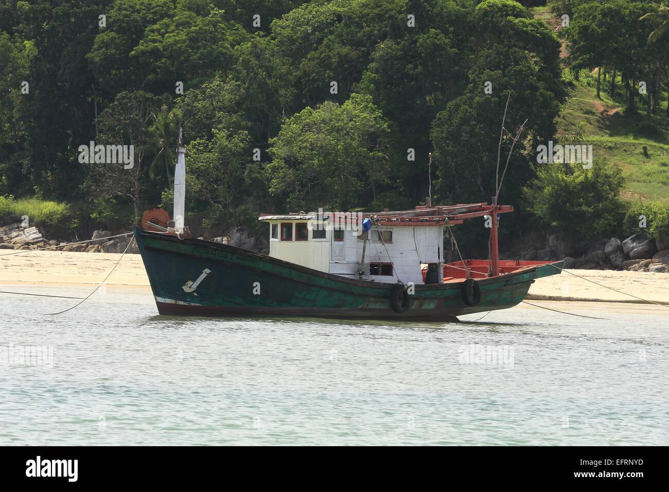 Pansea beach, Phuket, Thailand - Stock Image