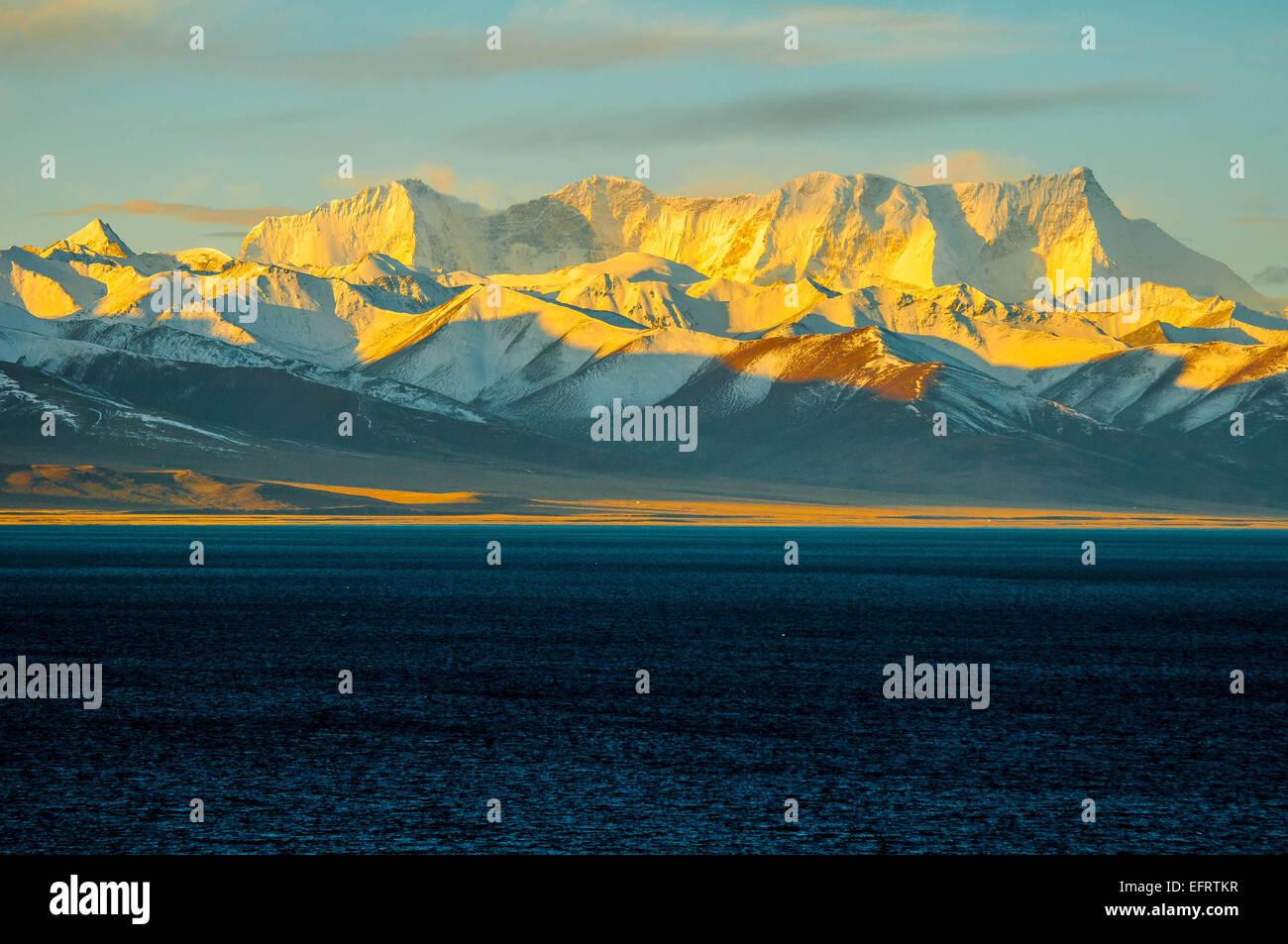 Travel in Tibet. Stock Photo