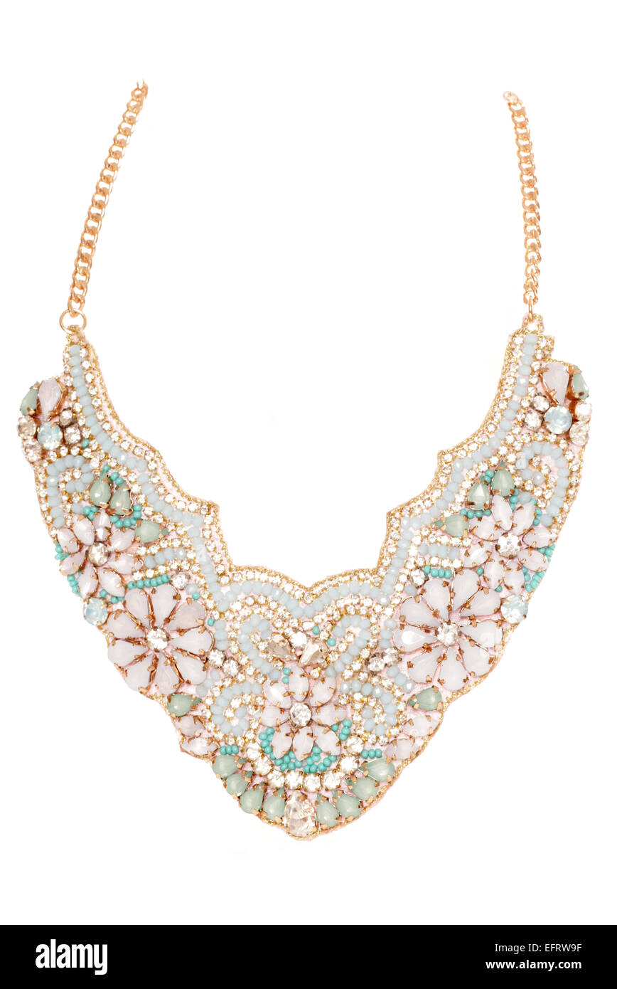 archive blue co vintage the jewellery us press by rocks orange modeschmuck at about price necklace costume collection news auction starting dorotheum en on dior