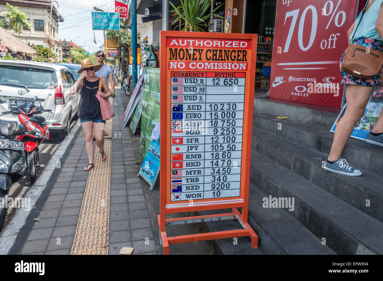 Bali Currency Stock Photos & Bali Currency Stock Images - Alamy