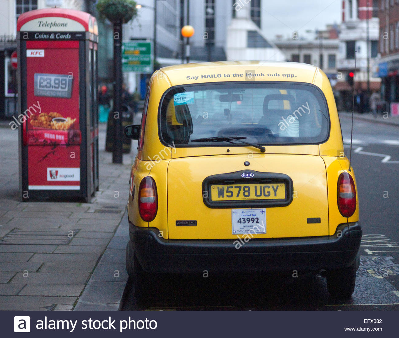 Taxi Kiosk Stock Photos & Taxi Kiosk Stock Images - Alamy