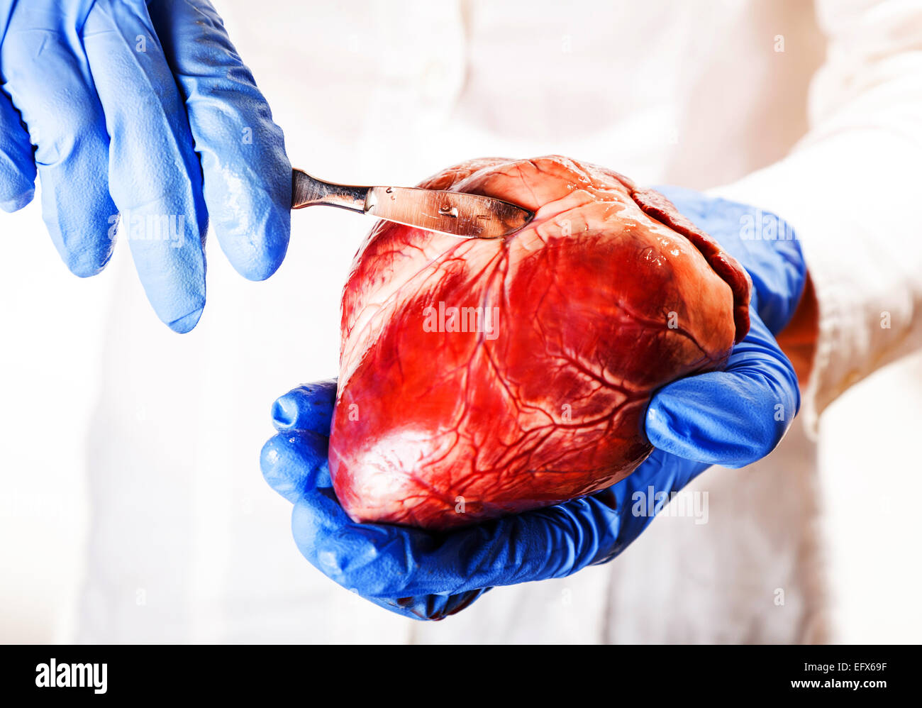 Cardiac Surgeon Abstract Medical Background Stock Photo Alamy