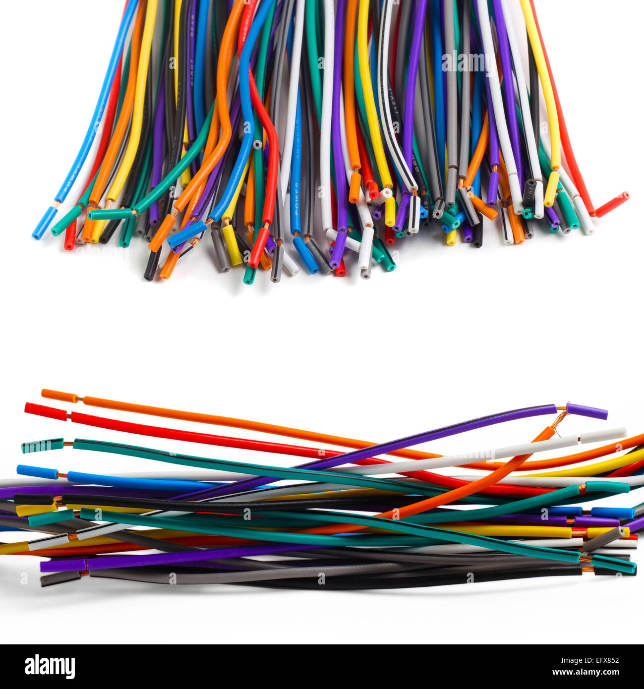 Famous Colored Wires Sketch - Electrical Diagram Ideas - itseo.info