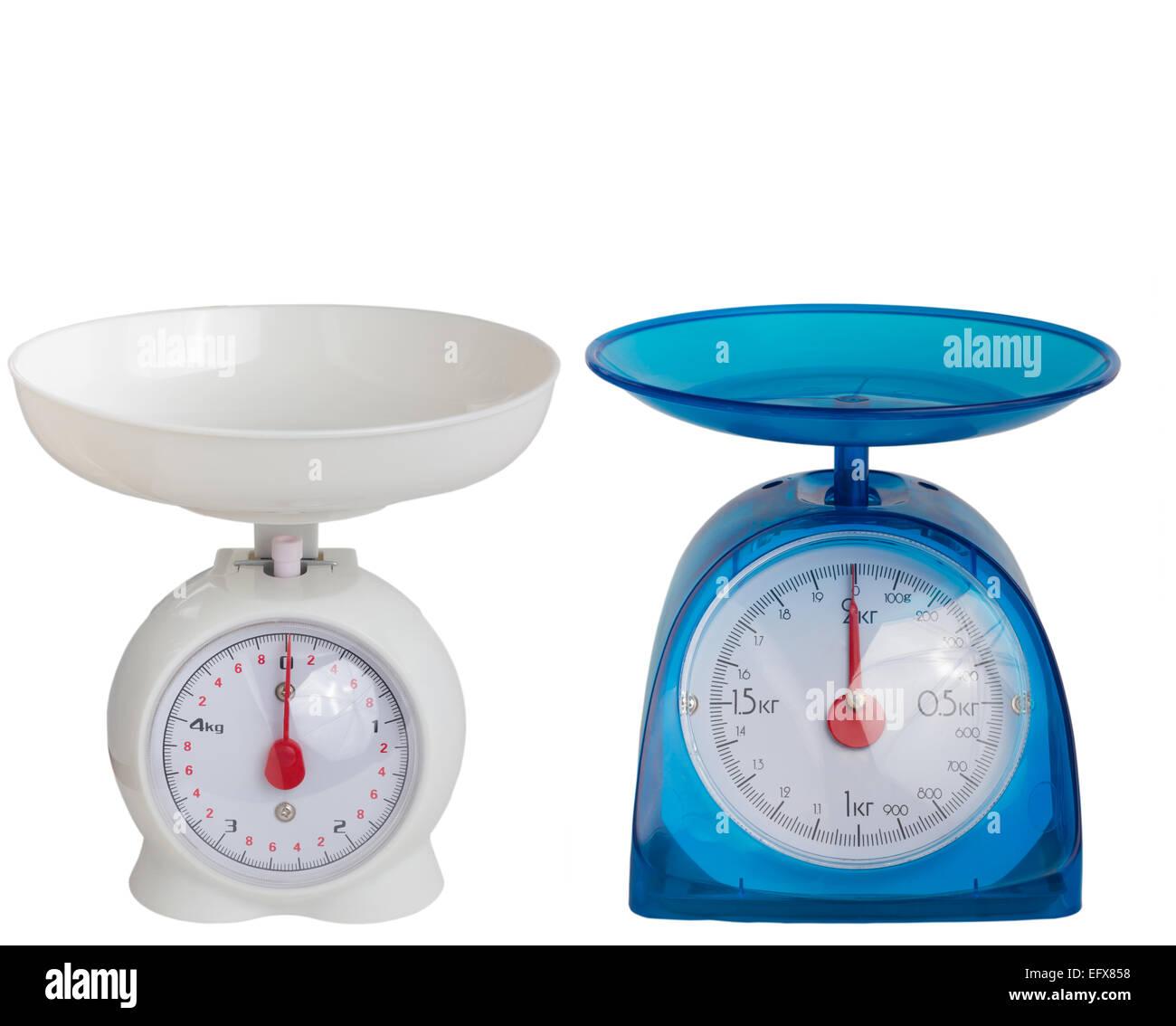 Retro Kitchen Weight Scale On Stock Photos & Retro Kitchen Weight ...