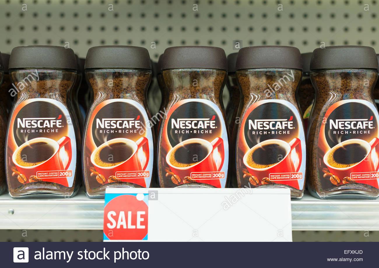 brand image of nescafe