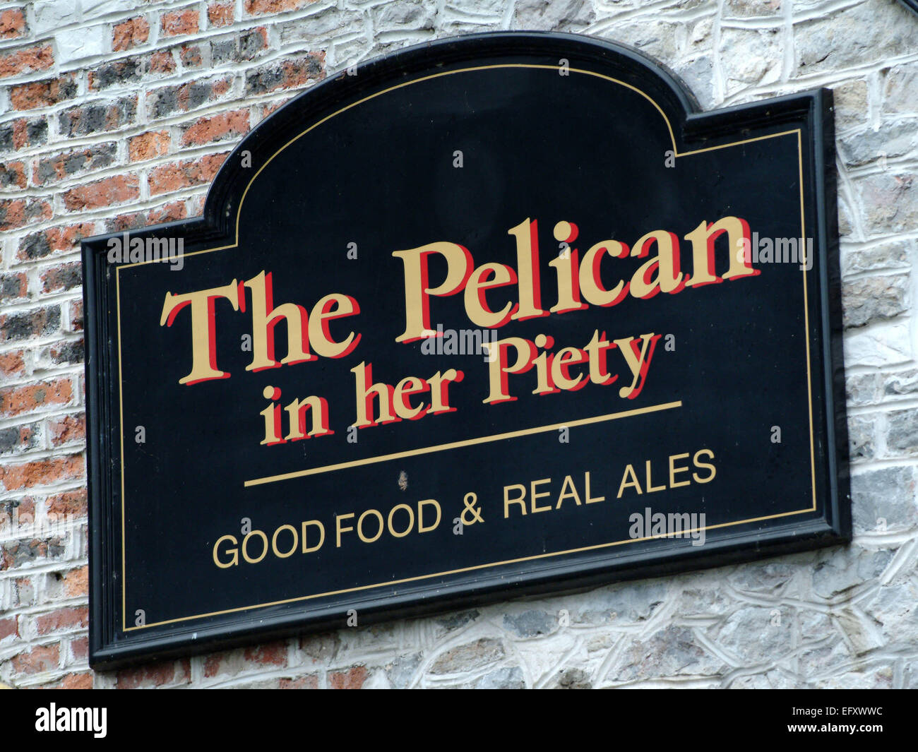 The Pelican in her Piety,a public house and restaurant in Ogmore-by-Sea,Bridgend,Glamorganshire,Wales,UK. a pub Stock Photo
