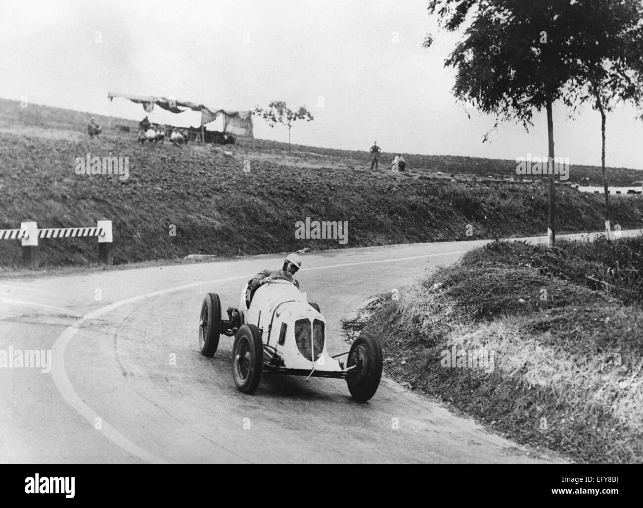 Maserati -Straight 8cm 2.9 1934 Pescara Coppa Acerbo. Whitney Straight. - Stock Image