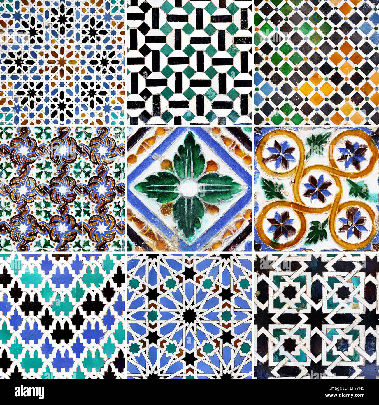 Spanish Tile Simple Stock Photos & Spanish Tile Simple Stock Images ...
