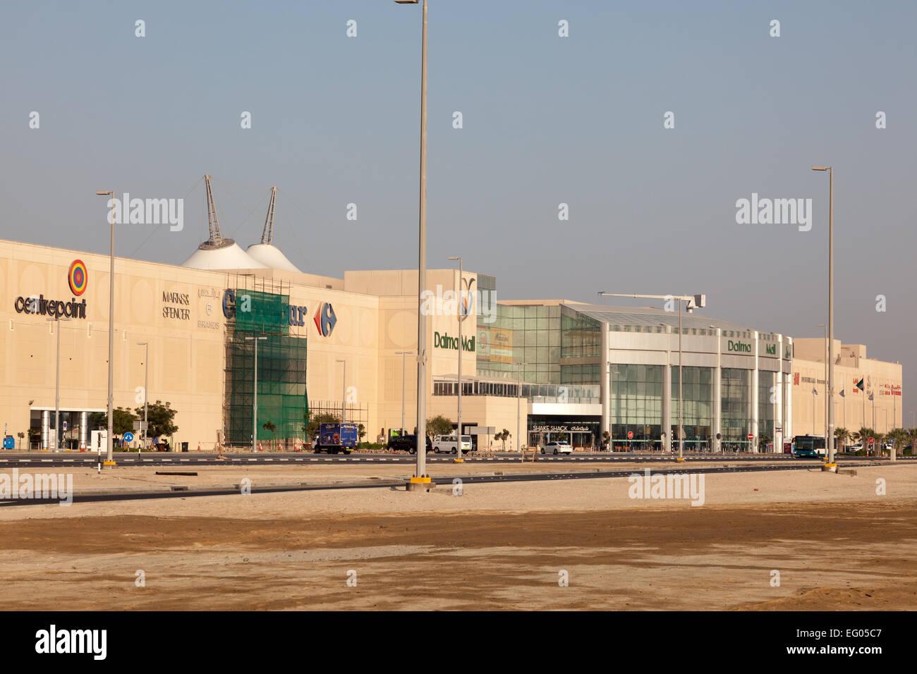 Airport Road Carrefour Abu Dhabi