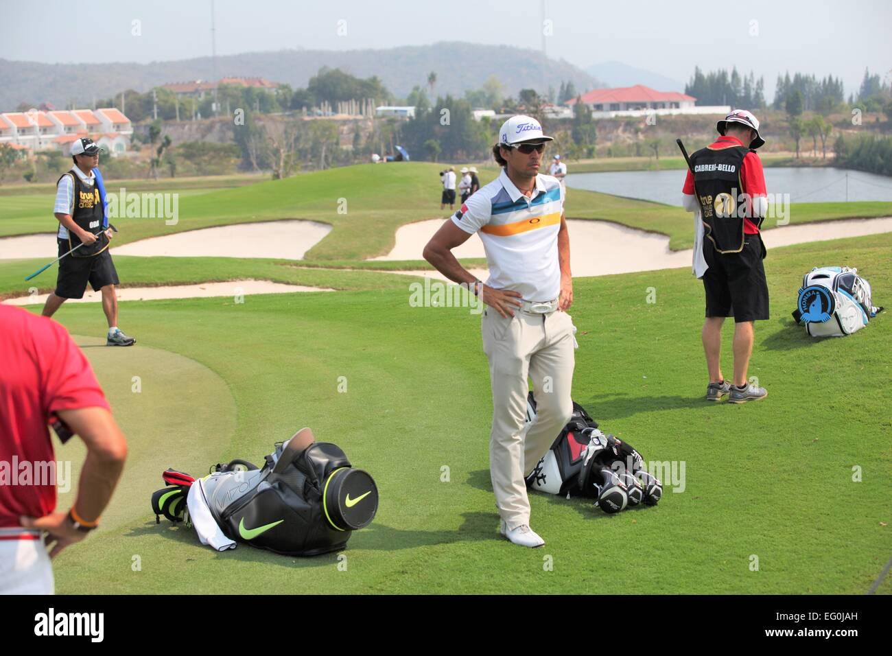 Thailand Classic Asia European Golf Tour - Stock Image