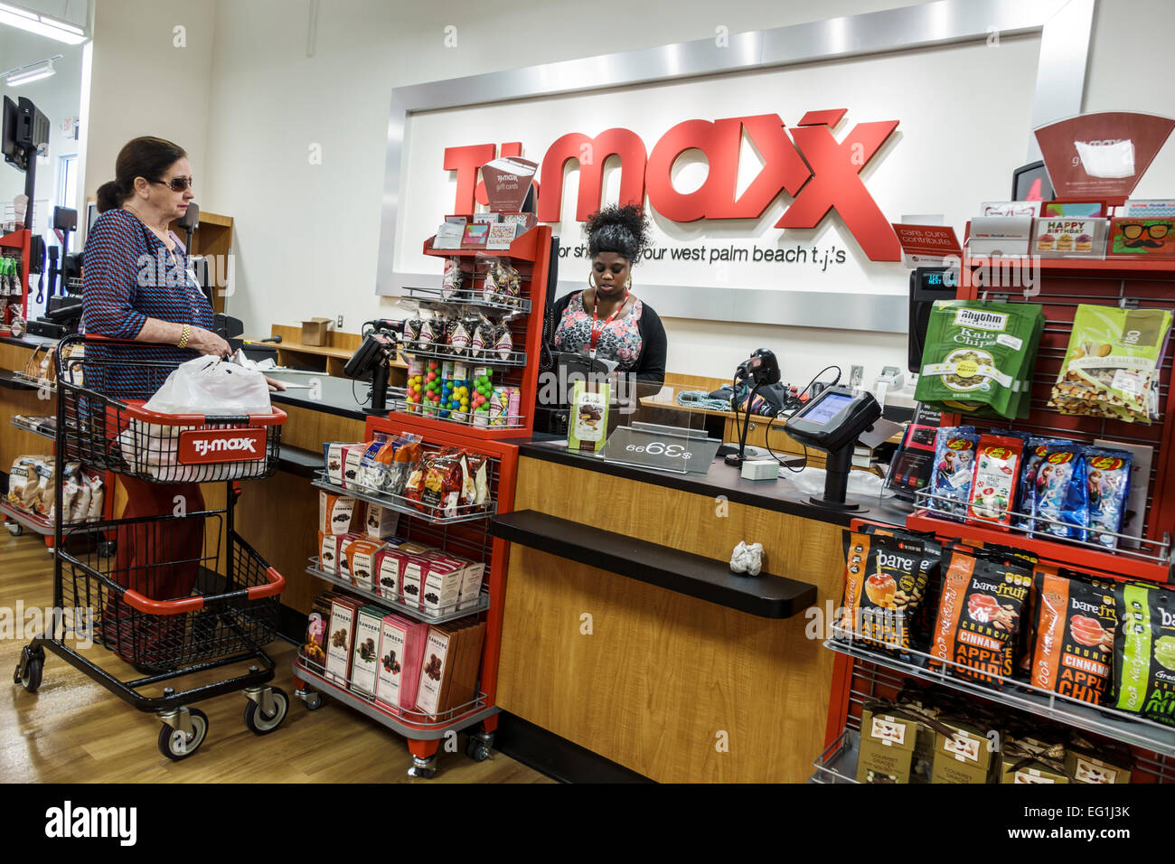 Tj Maxx Store In West Stock Photos & Tj Maxx Store In West Stock ...