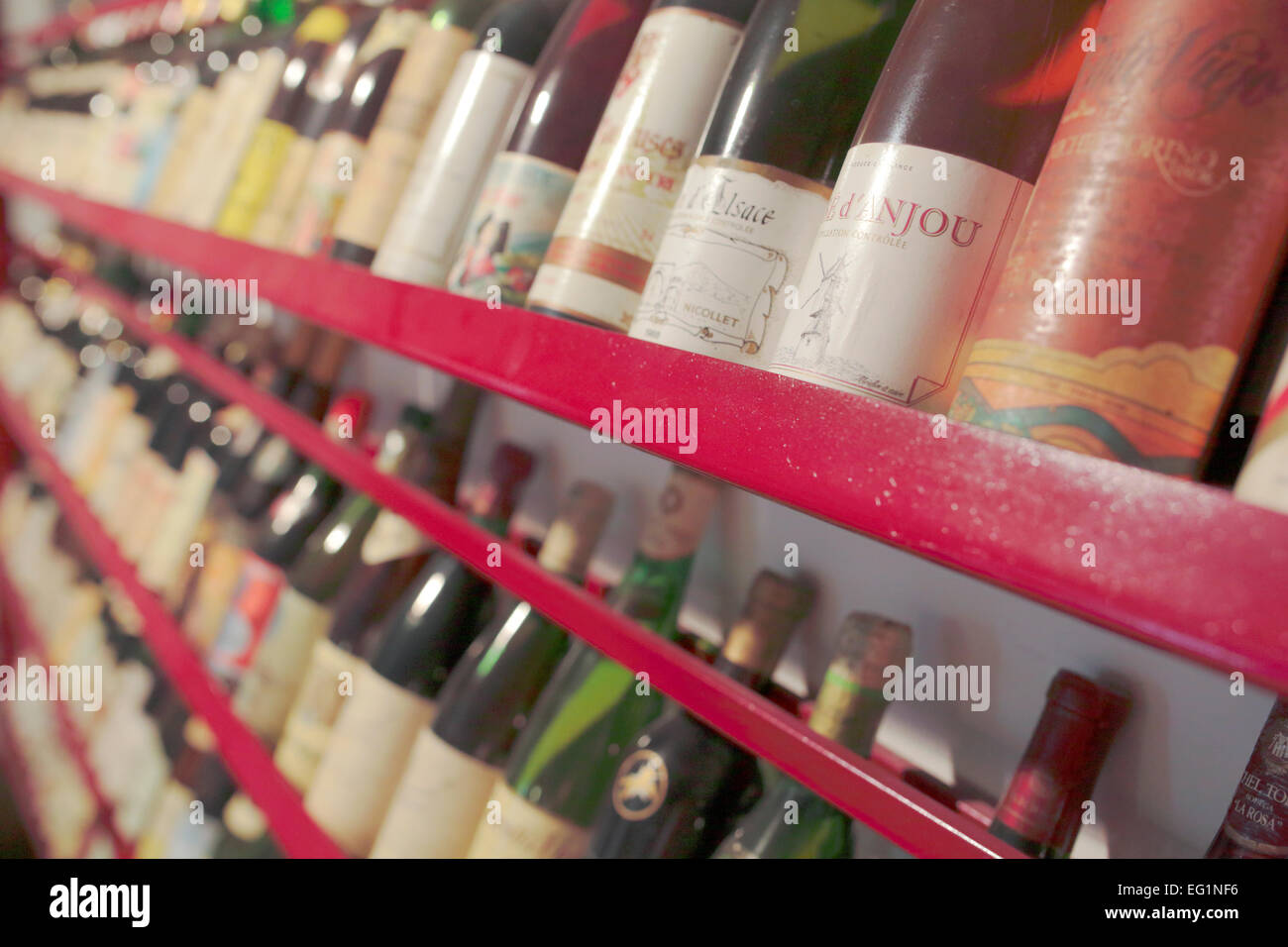 Vintage Wine Bottles High Resolution Stock Photography And Images Alamy