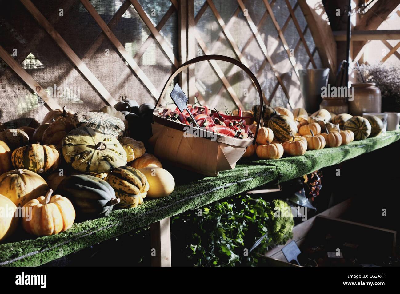 greengrocer,green,greengrocery,market,supermarket,supermarket shopping,supermarket shopping,supermarket shelves,food,shopping, - Stock Image