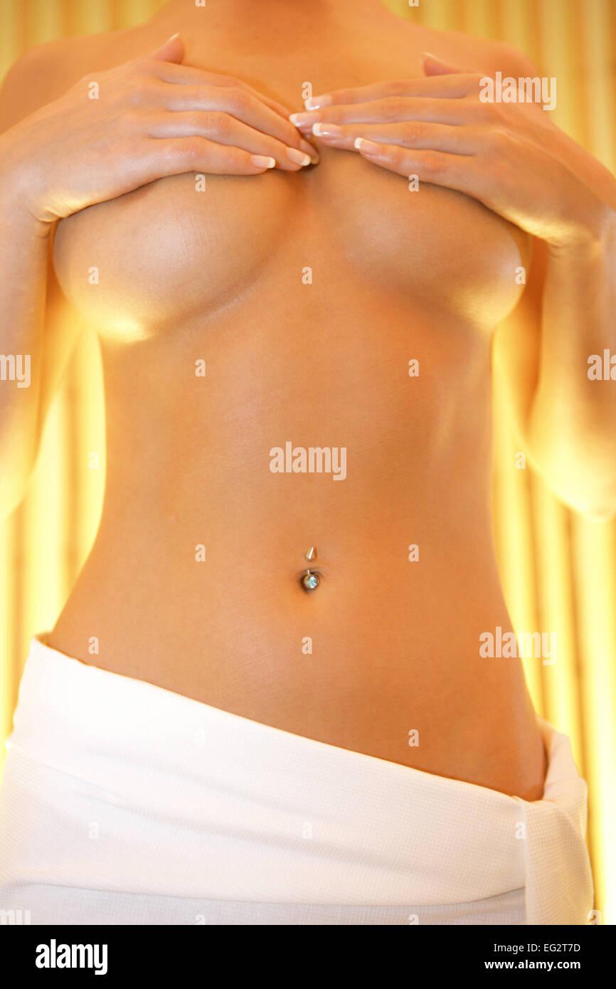 Nackt schlank frau Die besten