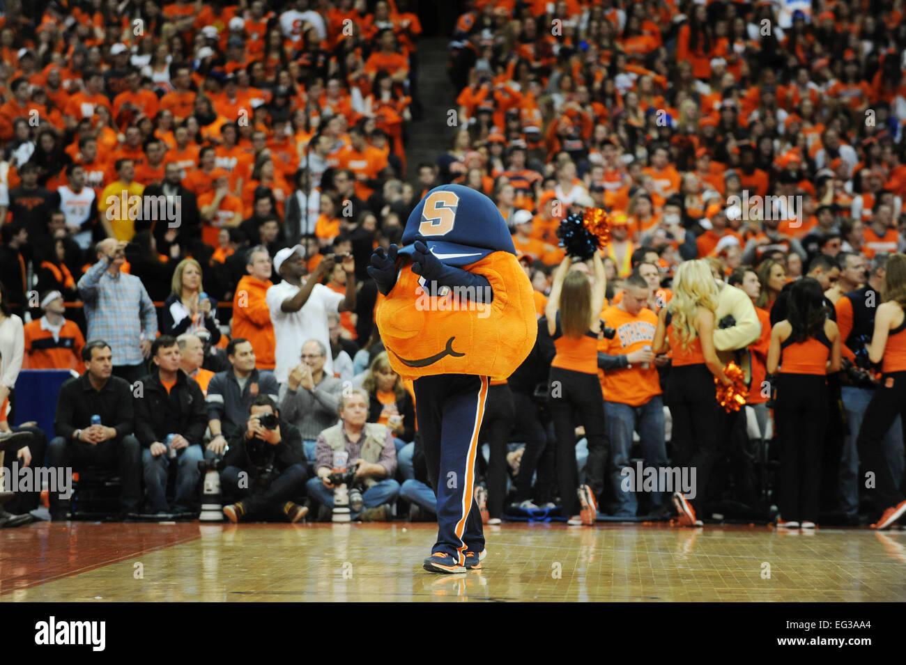 Syracuse Ny Usa 14th Feb 2015 Feb 14 2015 The Syracuse Stock