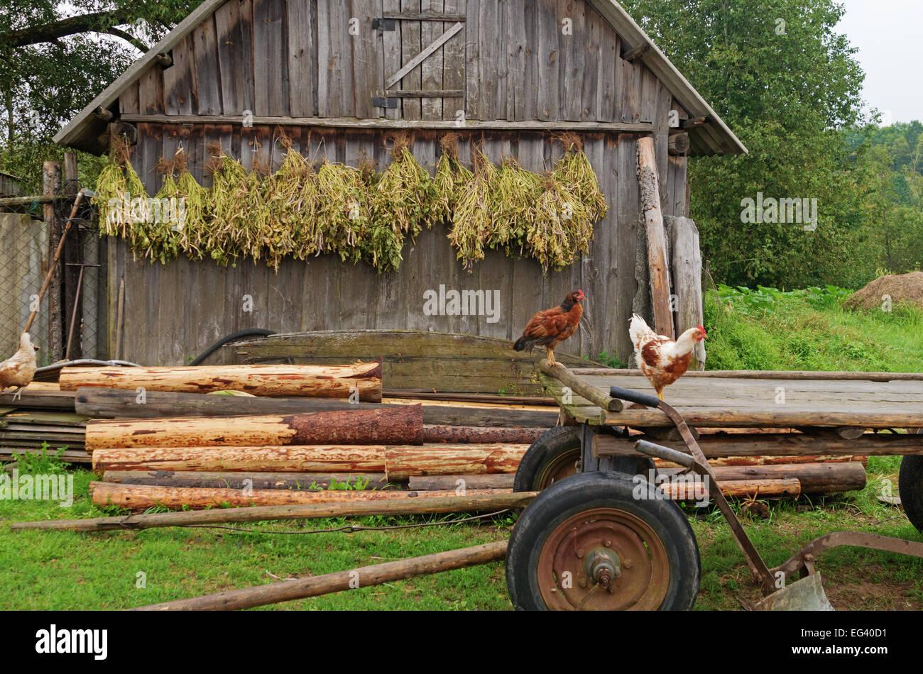 Plow shack