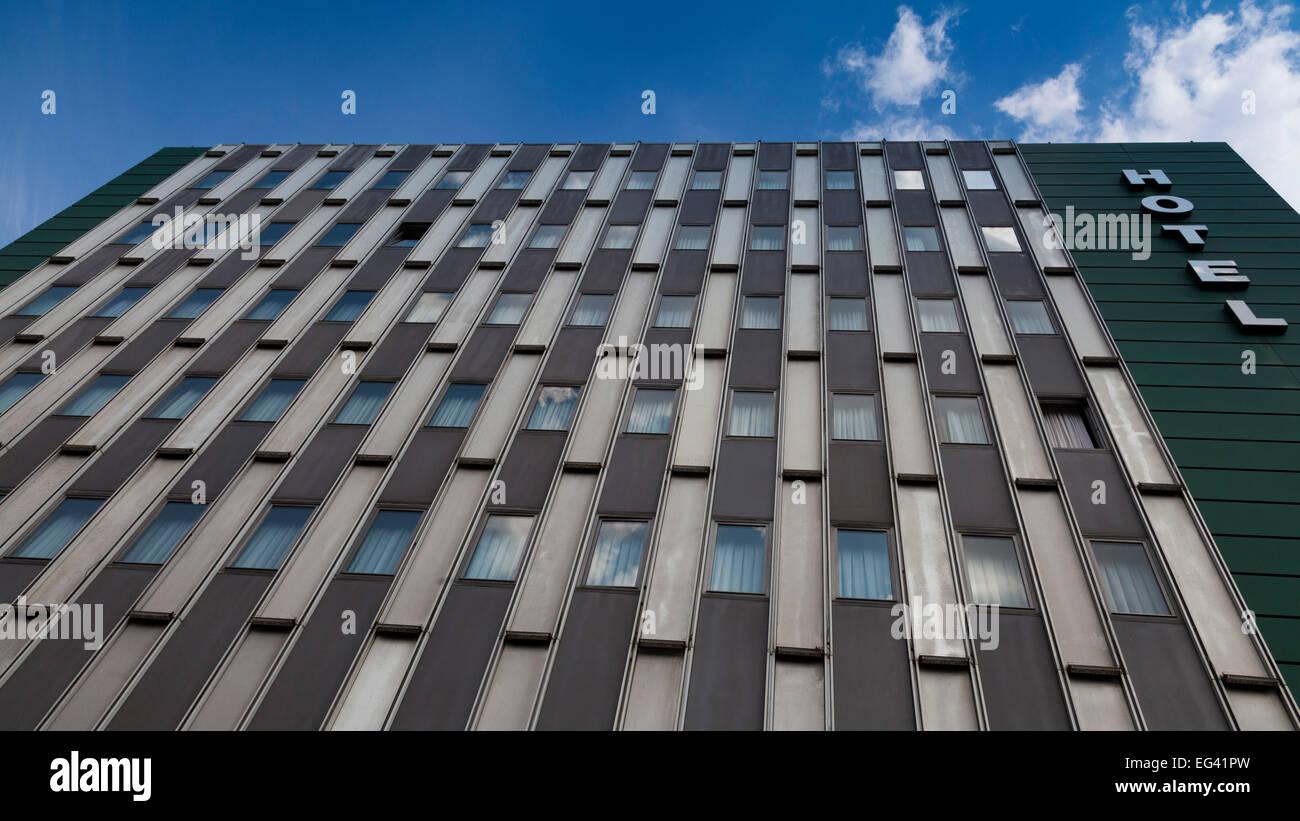 Hotel in Essen - Stock Image