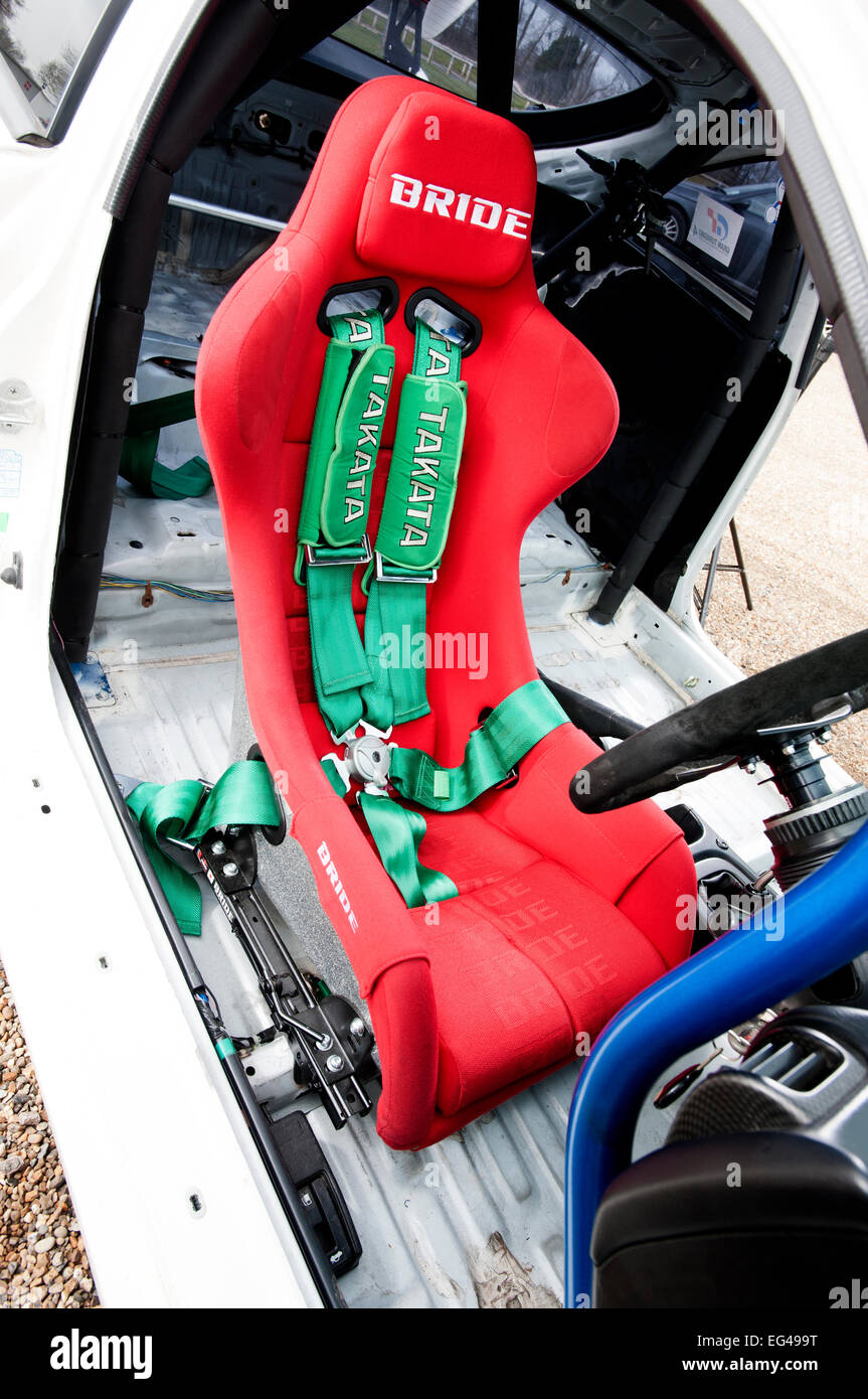 Bucket Seat 1996 Honda Integra Racing Car