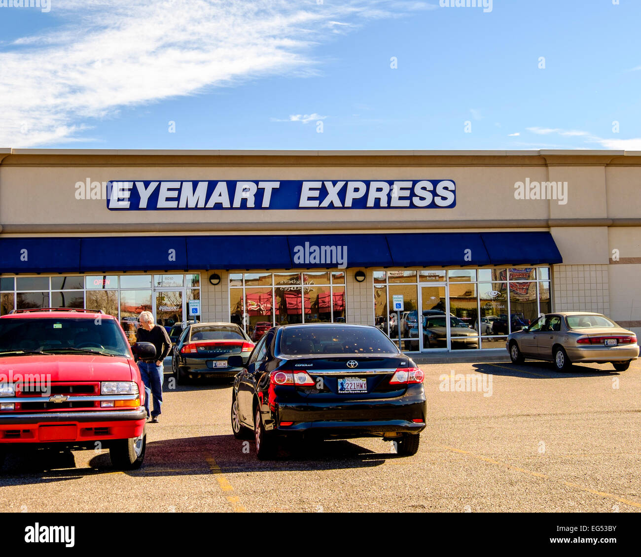 4bcd2982229 The exterior Eyemart Express