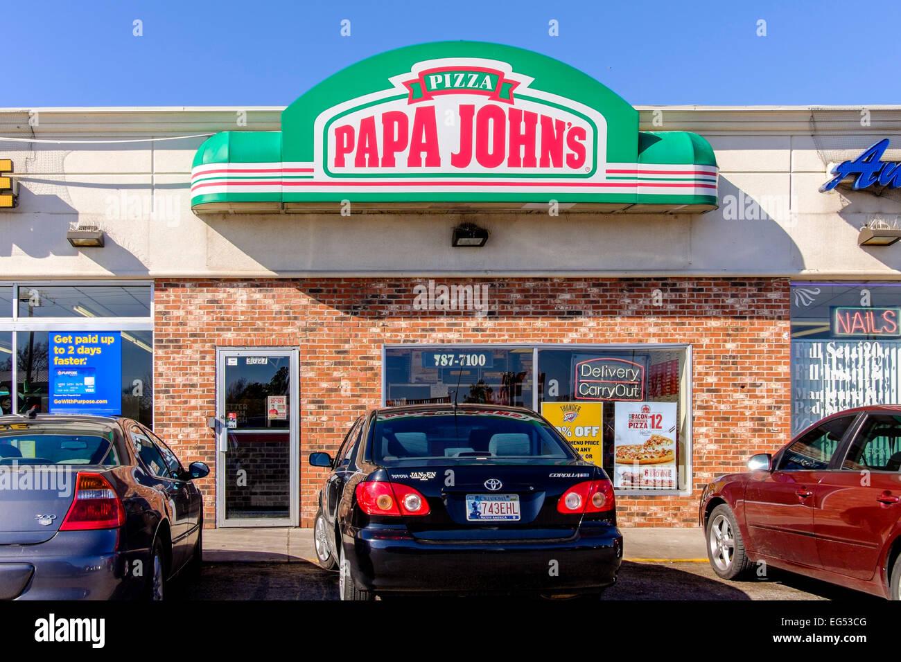 Papa johns pizza stock photos papa johns pizza stock - Papa john s pizza garden fresh pizza ...