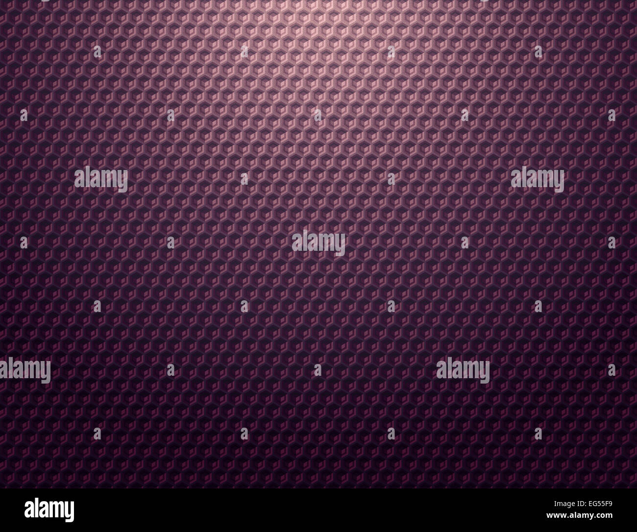 Carbon Cells Background Dark Purple Metal Grid Pattern Wallpaper