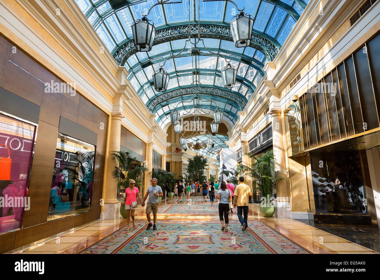 The Fashion Mall Las Vegas Strip
