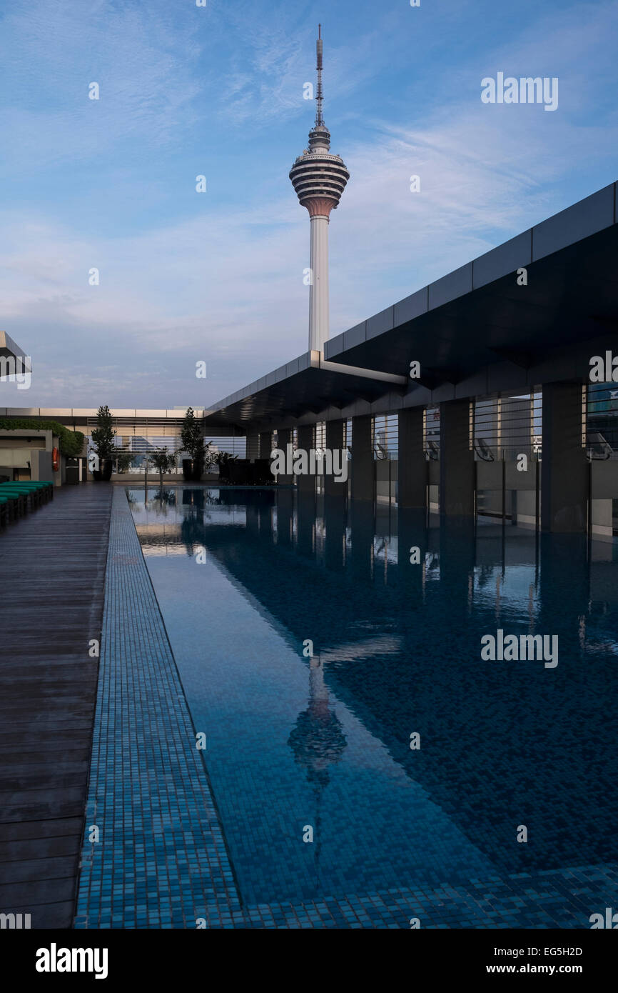 Rooftop Pool Stock Photos Rooftop Pool Stock Images Alamy